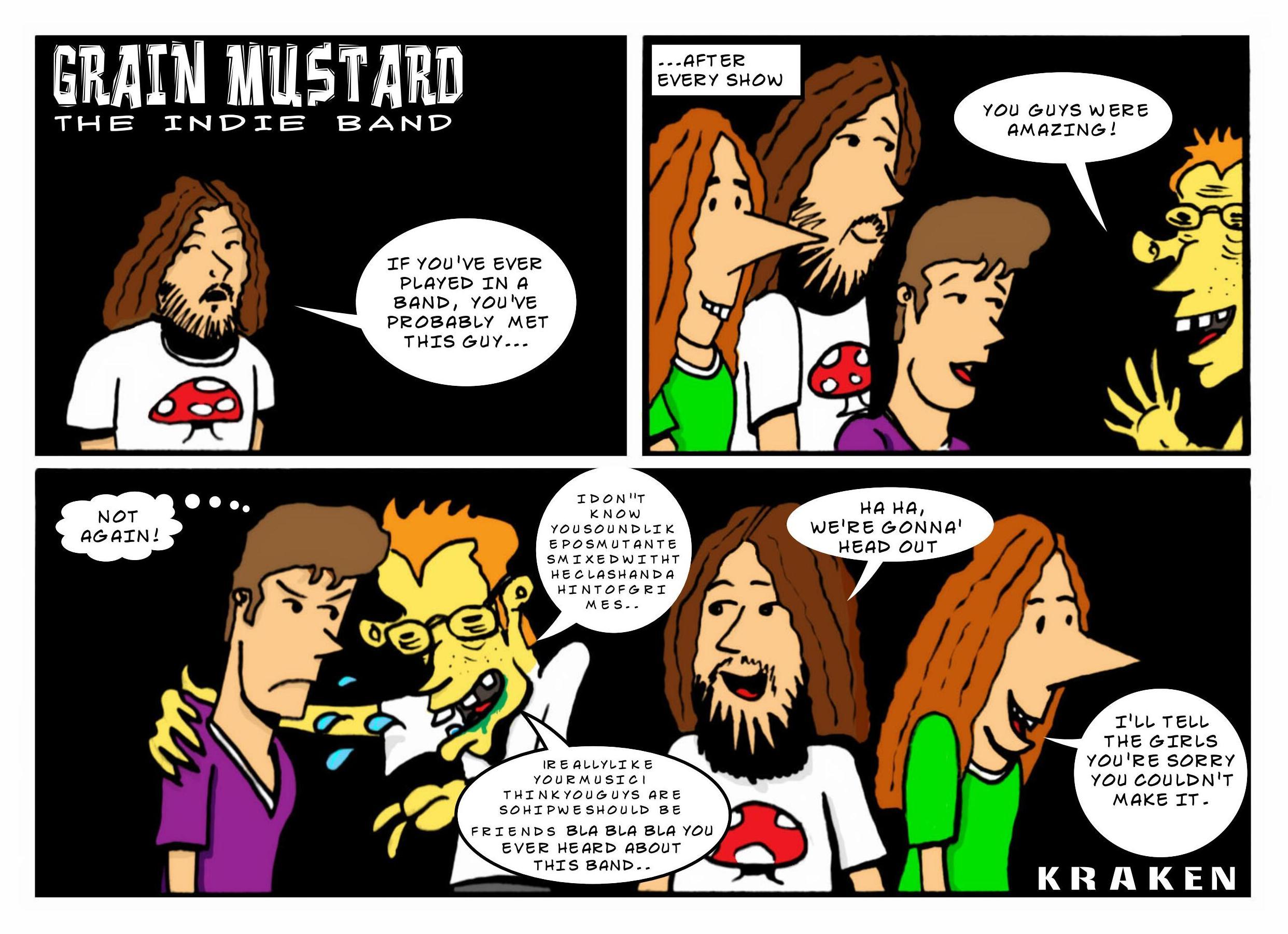 Grain Mustard