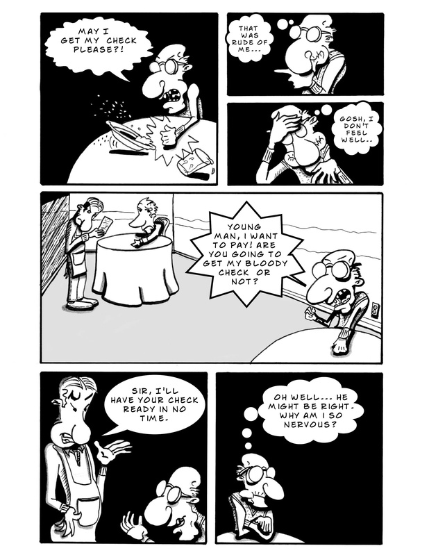 THE CHECK PLEASE - PAGE #2